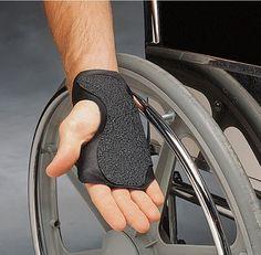 Norco Push Kuffs Wheelchair Fingerless Gloves