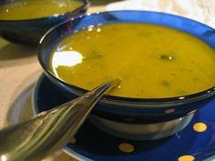 Receita de Sopa de Fubá com Agrião - Granfino