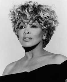 Tina Turner, THE FIRST TIME I SEEN HER WAS IN THE VIDEO PRIVATE DANCER-I THOUGHT WOW I WANTED 2 B HER. I WAS 13