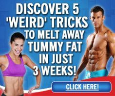 The only scientifically proven weight loss solution designed to shed stubborn belly fat in 3 weeks!