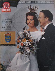 N°839 du 16 juillet 1964 Mariage de la princesse Margaretha de Suède et de John Ambler