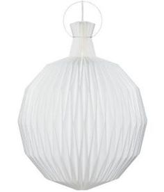 Actually it's Le Klint (not le kint) pendant. The danish architect who made it had the surname Klint and named the lampshades after his daughter Le...
