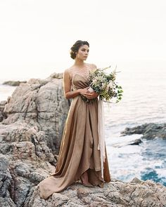 Styling by @type_a_society florals by @ponderosa_and_thyme h&mua @_jesswilcox cinematography @annalord assistant @joncuphoto couture handmade gown @stephenlewisdesigns ribbon @silkandwillow ring & earrings @trumpetandhorn veils @girlwithaseriousdream headpiece @melindarosedesign paper goods @bohoink custom handmade bench @metcalf_builders #magnoliarouge LINK IN PROFILE by magnoliarouge