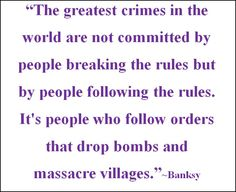 banksy quotes - Google Search