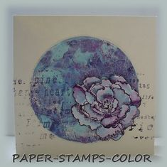 Magenta: Ellie's creative Monday / Lundi créatif d'Ellie Leaf Stencil, Stencils, Poinsettia Cards, Distress Oxide Ink, Instagram Blog, Penny Black, Mail Art, Bookbinding, Mini Albums
