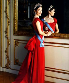 #Crown Princess Mary #Denmark
