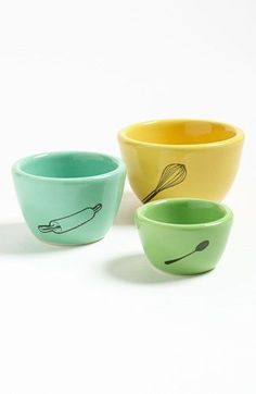 cute mixing bowls from nordstrom