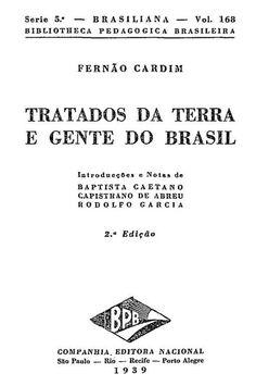 Brasiliana | Tratados da terra e gente do Brasil -