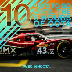10 days to go...  Circuit of The Americas(@COTA)