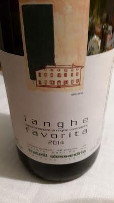 Baccanera, Viaggio nel mondo del vino: Il piacevole Langhe Favorita e il raro Pelaverga d...