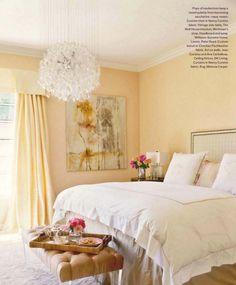 Jennifer Lopez Bedroom In California