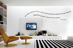 Frases na parede - Artezanal