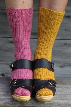 Kommer ni ihåg Kammebornias fina sockor? De heter I Heart Harvest Socks och designen stårShelley Stone för, och vi har fått hennes tillåtelse att översätta och publicera mönstret. Du stickar …