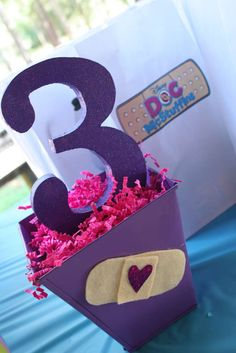 Doc McStuffins Birthday Party Ideas | Photo 13 of 24 | Catch My Party