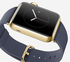 Apple Watch Edition: preços a partir de US$ 10.000