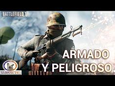 Battlefield 1 Gameplay solo sonido del juego con La Escopeta Model 10 A ...