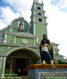 National Shrine of the Divine Mercy