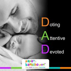 Fatherhood is a very natural thing. It's a wonderful opportunity to be a part of the development process of a new Life. Fatherhood may put a man through a lot, but with some basic tips and insights , it can result in it becoming the most memorable journey of your life! Make your fatherhood the Happiest experience ever!!  #PapaBambino #Fatherhood #Father #GiftOfGod
