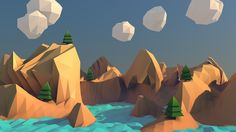 second_low_poly_creation__animation_by_thefallencreations-d751d8p.png (1024×576)