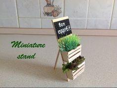 Miniature. Small garden, outdoor, courtyard, backyard. Gardening. DIY Dollhouse, miniature house.Tutorial. Miniature furniture. Kids dance, sing, swimm. Funn...