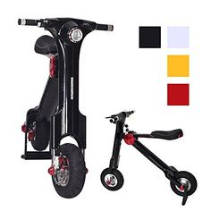 Foldable Electric Bike Scooter, Skque® 2016 Newest Model K Series Foldable Electric Bike Scooter, Black http://www.safetygearhq.com/product/trending-products/electrical-bikes/foldable-electric-bike-scooter-skque-2016-newest-model-k-series-foldable-electric-bike-scooter-black/