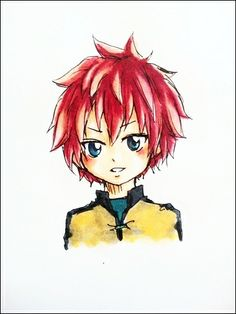 Fairy Tail - Son of Jellal x Erza