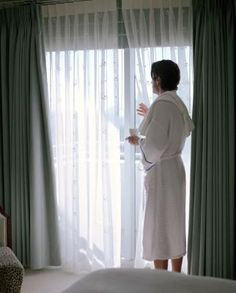 How to Choose Window Coverings or Curtains for a Patio Sliding Glass Door