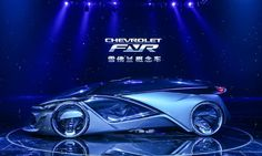 Chevrolet explores autonomous driving with FNR concept #wow #future #chevy