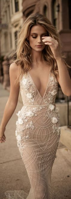 Berta Bridal Wedding Dresses 2017 / http://www.deerpearlflowers.com/berta-fw-2017-wedding-dresses/4/