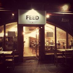 Feed Resturant  The Arches Portsmouth