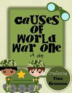 what was the main cause of world war 1 essay