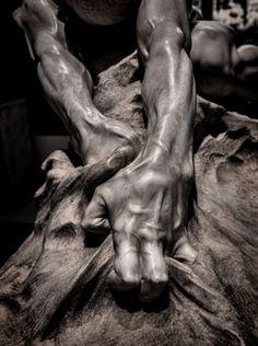 Gaetano Cellini, L'umanità contro il male, detail, 1908photo by Massimo Cuomo