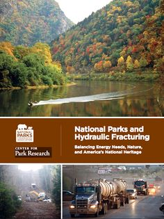 National Parks in Peril from Fracking