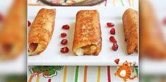 Гренки - рулеты к завтраку. Вкусные, хрустящие гренки с обалденным вкусом и оригинальной подачей!    #бекон #сыр #хлеб