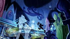 The Epic Art Of Epic Mickey