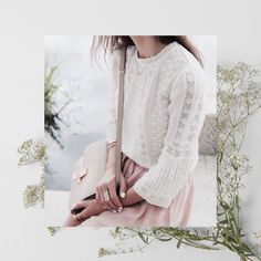 Para o look de hoje: tons pasteis e tecidos leves. <3 #ValentinaFlats #shoes #fashion #loveit #loveshoes #shoeslover #flat #sapatilha #love #Inverno2016