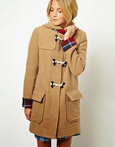 The Vintage Duffle Coat - Google Search
