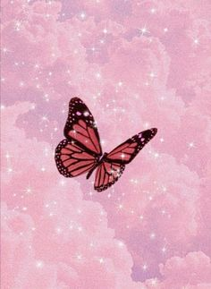 Pink Wallpaper Backgrounds, Butterfly Wallpaper Iphone, Iphone Wallpaper Tumblr Aesthetic, Cute Patterns Wallpaper, Iphone Background Wallpaper, Disney Wallpaper, Aesthetic Wallpapers, Iphone Wallpaper Glitter, Pastel Pink Wallpaper Iphone