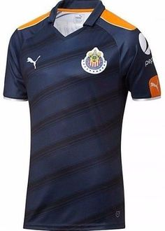 42be4ae79 Puma chivas guadalajara third jersey 2016 17