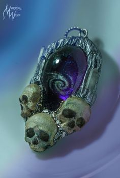 Beauty of nature in jewelry by MorrokWind Psychedelic Space, Art Shed, Infinity Jewelry, Biscuit, Skull Pendant, Spiritual Jewelry, Human Skull, Monster High Dolls, Dragon Art