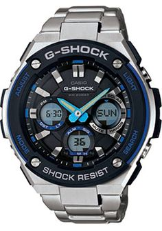G Shock watches - G-Steel series. RRP $569 now just $426 at http://www.diamondsandtime.com.au/store/c2/G-Shock_Watches.html