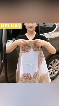 【Light Chiffonã€?/strong> Chiffon pattern print top. 95% polyester fiber / 5% spandex. Lightweight, soft, breathable, quick-drying fabric, silky touch, comfortable to wear. 【Anti-UV Shawlã€?/strong> It can effectively resist 99.99% of ultraviolet rays. Keep your skin away from freckles, dark spots, dullness and peeling, and avoid premature aging. Kimono Blouse, Diy Tops, Holiday Wear, Diy Scarf, Silky Touch, Denim And Lace, Satin Blouses, Dark Spots, Pakistani Dresses