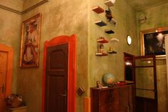 Awesome bookshelves Cool Bookshelves, Studio Interior, Budapest, Awesome, Design, Design Comics