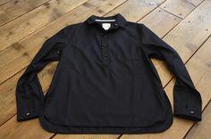 NATIC   Wool Pullover shirt : Dude Ranch blog