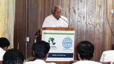 Mr. A C Jose, President, ISSME