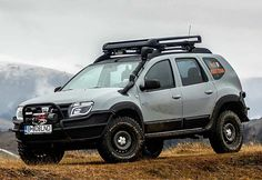 Dacia Duster Mahindra Thar Modified, Car Workshop, Grand Vitara, Fiat 600, Nissan Infiniti, Suzuki Jimny, Cool Vans, Truck Camper, Cars And Motorcycles