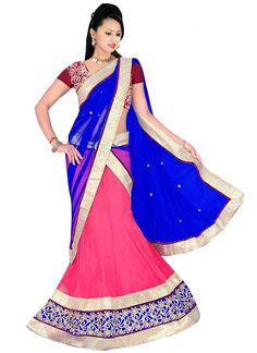 Sonorous Net A Line Lehenga Choli   Wedding Lehenga Choli   Bridal Lehenga Choli    Designer Lehenga Choli   Item Code: 5055