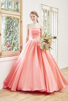 no.23769 - COLOR   新宿でウェディングドレスをレンタルするならブライダルサロンHANA