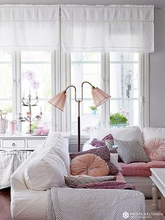 A Perfect Pastel Home