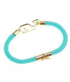 Sailors Cord Whale Bracelet